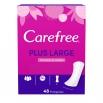 Carefree<sup>®</sup> Plus Large Fragancia Ligera