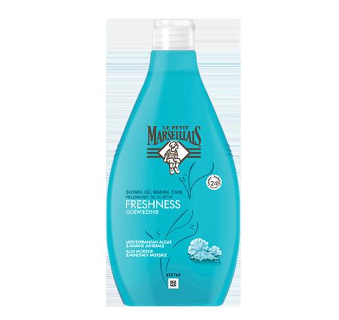 Gel de duş intens hidratant Alge mediteraneene & Minerale marine